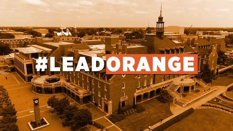 Thumbnail for entry #LeadOrange: Marcia Sun