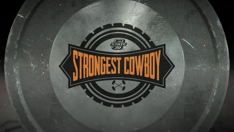 Thumbnail for entry Strongest Cowboy Competition