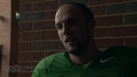 Thumbnail for entry OSU/USA Football Preview: Taylor Cornelius Speaks to the Media