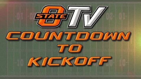 Thumbnail for entry  Countdown to Kickoff (9/22/18) - Previewing Texas Tech