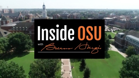 Thumbnail for entry Inside OSU with Burns Hargis:  The College of Arts & Sciences
