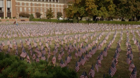 Thumbnail for entry Oklahoma State University Recognizes Veteran's Day 2020