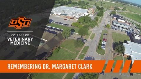 Thumbnail for entry Remembering Dr. Margaret Clark