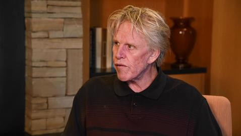 Thumbnail for entry Gary Busey on Vivia Nail Locke's role in his career