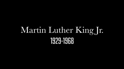 The Impact of Dr. Martin Luther King, Jr.