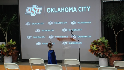Thumbnail for entry OSU OKC 2021 Commencement Ceremonies--Health Science