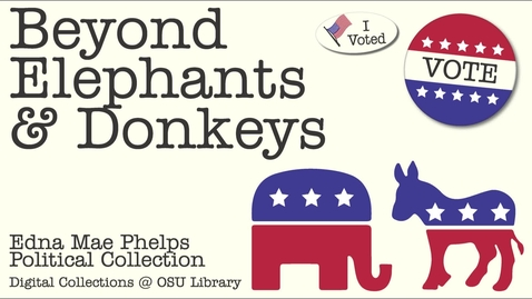 Thumbnail for entry Beyond Elephants and Donkeys
