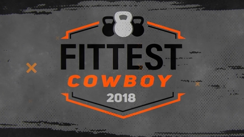 Thumbnail for entry Fittest Cowboy 2018