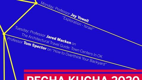 Thumbnail for entry 2020 Pecha Kucha - Jay Yowell