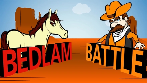 Thumbnail for entry Bedlam Battle: Security Edition-Use Email Safely
