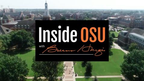 Thumbnail for entry Inside OSU With Burns Hargis:  Winston Churchill's Granddaughter