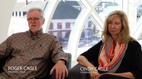 Thumbnail for entry Roger and Cindy Cagle Interview