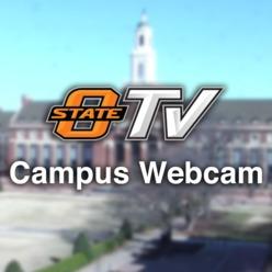 LIVE: Stillwater Campus Webcam - OStateTV | Oklahoma State