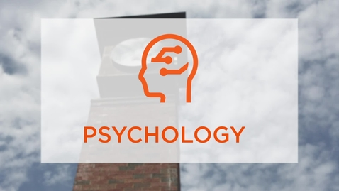 Thumbnail for entry CAS Major Profile: Psychology