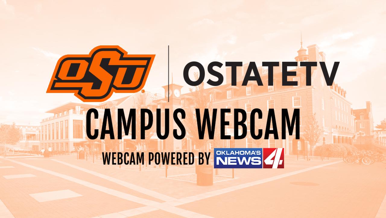 LIVE:  Stillwater Campus Webcam