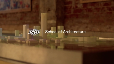 Thumbnail for entry Welcome to the School of Architecture