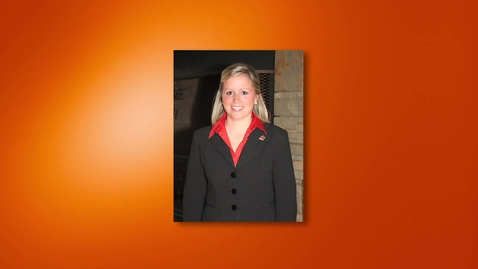 Thumbnail for entry Carly Schnaithman - Outstanding Senior