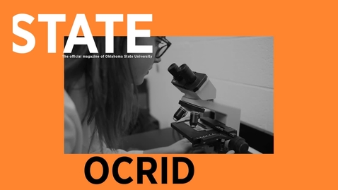 STATE Magazine: OCRID  Battles Diseases Affecting Millions
