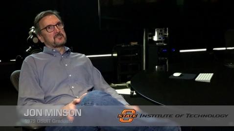 Thumbnail for entry Distinguished Alumni - Jon Minson