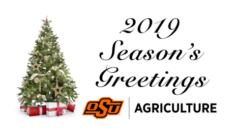 Thumbnail for entry 2019 OSU Agriculture Season's Greeting