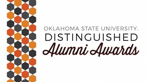 Thumbnail for entry REBROADCAST:  2019 Distinguished Alumni Awards