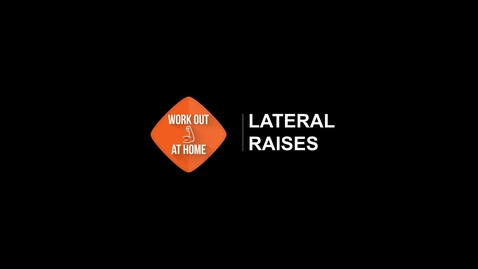 Thumbnail for entry Lateral Raises