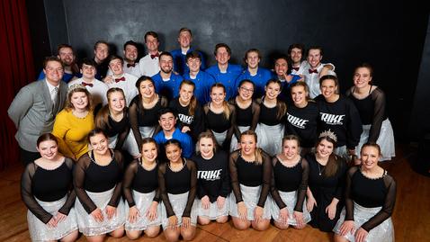 Thumbnail for entry 2020 Varsity Revue: Tri Delta and Pi Kappa Alpha