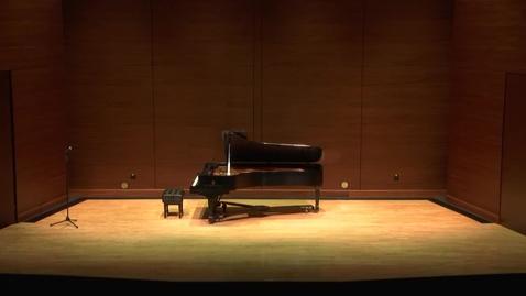 Thumbnail for entry Greenwood School of Music Senior Recital--Kaylee Langford