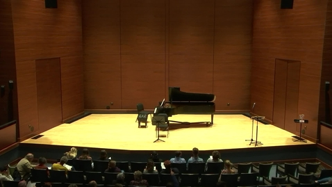 Thumbnail for entry REBROADCAST:  First Lady of OSU Concert featuring Dr. Meredith Blecha-Wells