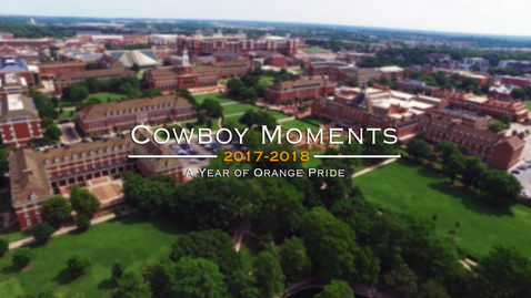 Thumbnail for entry Cowboy Moments 2017-2018: A Year of Orange Pride