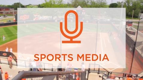 Thumbnail for entry CAS Major Profile: Sports Media