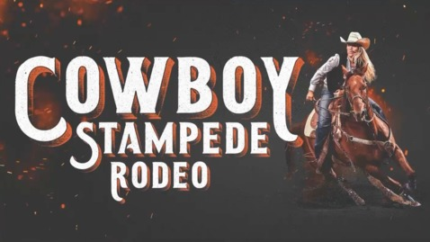 Thumbnail for entry REBROADCAST:  2019 Cowboy Stampede Rodeo Finals