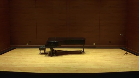 Thumbnail for entry Greenwood School of Music Senior Recital--Allie Williams