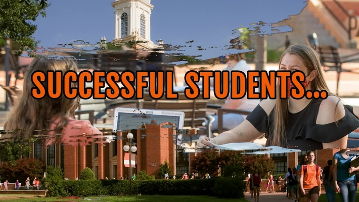 Successful Students - Stay Connected