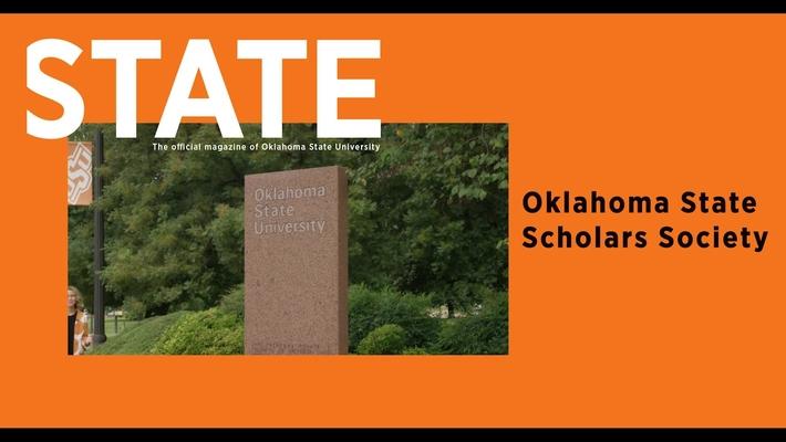 STATE Magazine:  Oklahoma State Scholars Society