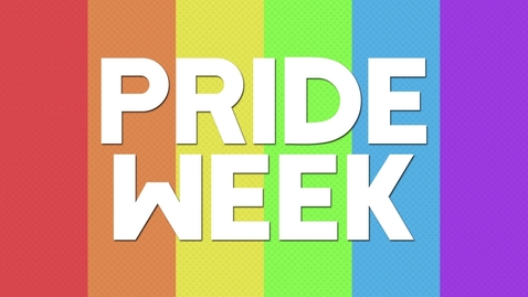 Thumbnail for entry Pride Week 2018