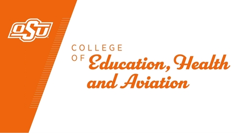 Thumbnail for entry OSU College of Education, Health and Aviation Celebrates the Class of 2020!