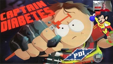 Thumbnail for entry Matthew Rochowski 3MT Prelims- Captain Diabetes, aka Protein Disulfide Isomerase