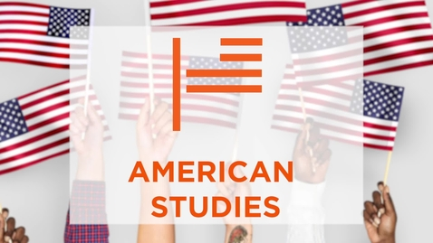 Thumbnail for entry CAS Major Profile: American Studies