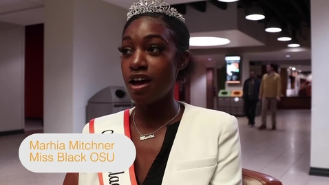 Thumbnail for entry #iamokstate - Miss Black OSU: Marhia Mitchner