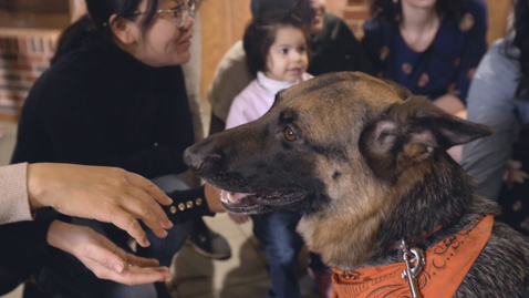 Thumbnail for entry Pete's Pet Posse:  Impacting OSU's International Community