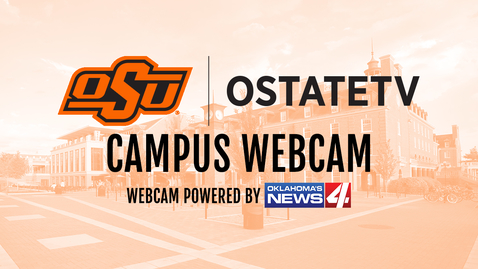 Thumbnail for entry LIVE: Stillwater Campus Webcam