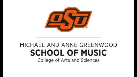 Thumbnail for entry Greenwood School of Music Senior Recital--Jenna Elmer