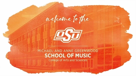 Thumbnail for entry Grand Opening of the Greenwood School of Music