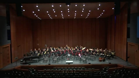 Thumbnail for entry OSU Symphonic and Concert Bands Concert