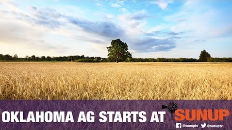 Thumbnail for entry Beckham County Wheat Harvest (6/20/20)