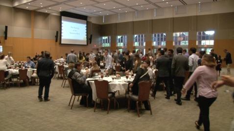 Thumbnail for entry Spears School of Business Hosts Business Etiquette Dinner