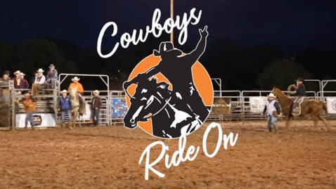 Thumbnail for entry 2018 Homecoming Highlights: Cowboys Ride On