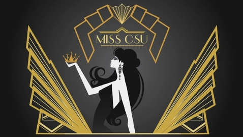 Thumbnail for entry REBROADCAST:  2020 Miss OSU Pageant