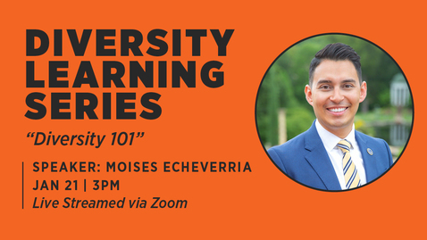 Thumbnail for entry Diversity Learning Series: Diversity 101